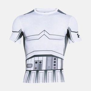 Under Armour UA Storm Trooper Compression Shirt M